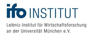 ifo Leibniiz-Institut für Wirtschaftsforschung