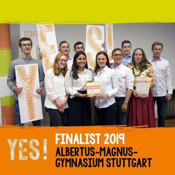Team Albertus-Magnus-Gymnasium Stuttgart