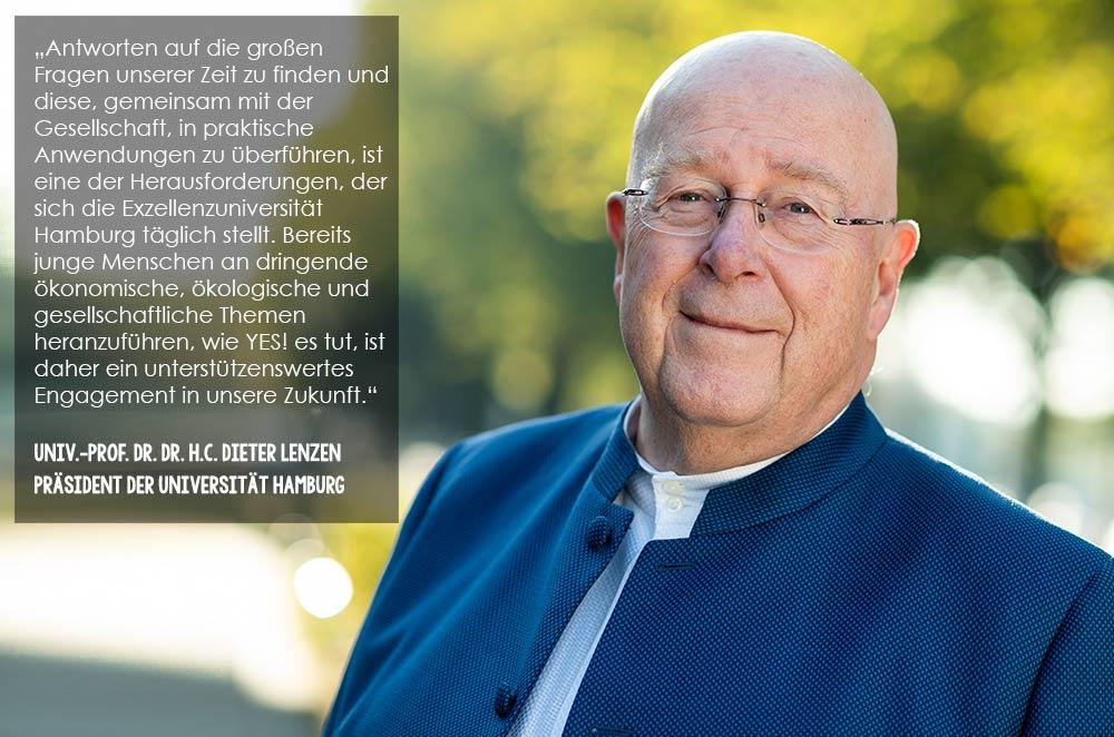 Dieter Lenzen Uni Hamburg