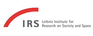 Logo Institute for Research on Society and Space (IRS)