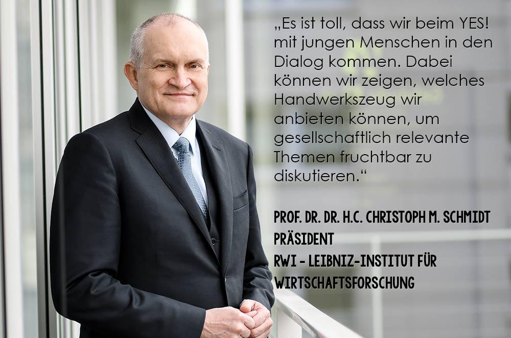Christoph M. Schmidt